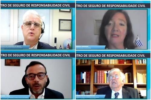 Read more about the article Última sessão do II Encontro de Seguro de Responsabilidade Civil da AIDA aborda Experiência internacional