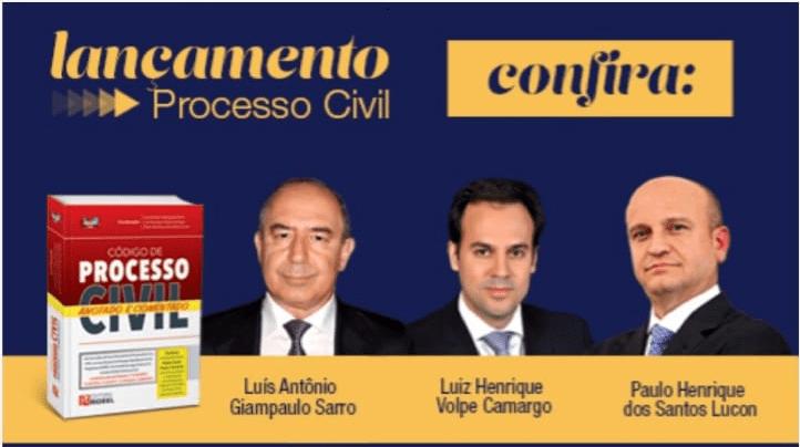 Read more about the article Livro l Código de Processo Civil Anotado e Comentado