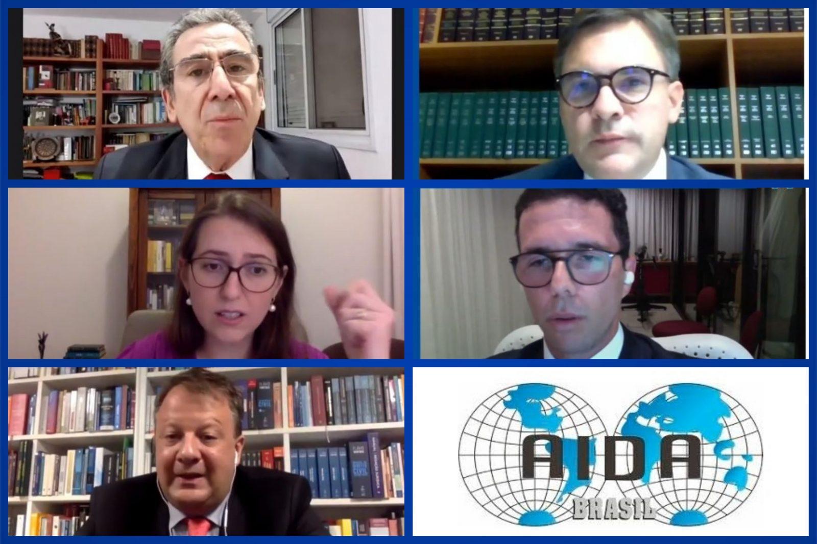 Read more about the article AIDA Lança obra Temas Atuais de Direito dos Seguros, Tomo I